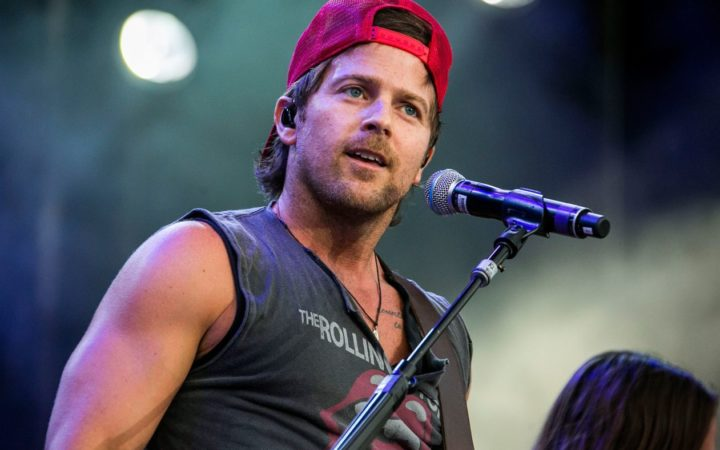 Kip Moore Music Video
